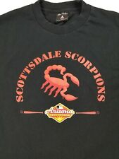 Scottsdale Scorpions Shirt Arizona Minor League Baseball MiLB XL USA Jordan Rare