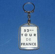 PORTE-CLES CYCLISME 1965 TOUR DE FRANCE LA NATION JOURNAL DE PARIS COPECLOPHILIE