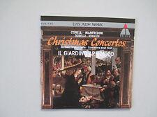CHRISTMAS CONCERTOS-CORELLI, VIVALDI, TORELLI, ETC. CD-TELDEC GERMANY