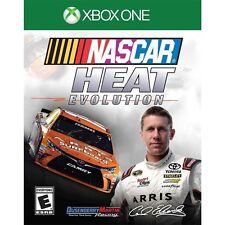 NASCAR Heat Evolution - Xbox One - Brand New & Sealed !!