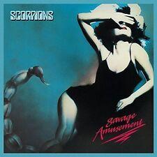 Savage Amusement Scorpions CD Album With DVD 50th Anniversary