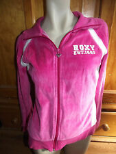 ROXY PINK JUMPER JACKET LADIES SIZE 10