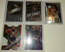 New ListingLebron James 5 Card Lot Mosaic Prizm Inserts Lakers 🔥 King