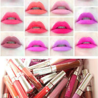 12 Colors Beauty Waterproof Lipstick Pop Matte Lip Liquid Long Lasting Lip Gloss