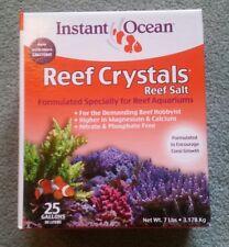 25-Gallon, Instant Ocean Reef Crystals Reef Salt