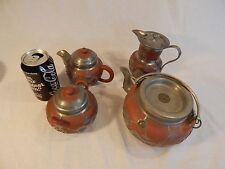 YiXing Zisha Teapot set Republic Era
