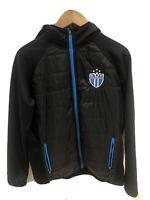 South Melbourne Black Jacket  Soccer  Large