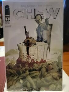 CHEW #1 4th Print Rare IMAGE Sold Out 1st Appearance NM-