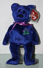 Ty Thistle The Bear (scotland ) Beanie Baby Country Exclusives