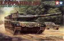 TAMIYA 1/35 LEOPARDO 2 A6 TANQUE de batalla principal #35271