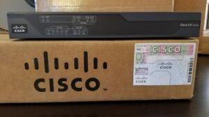 Cisco Multimode 4 Pair G.SHDSL Router - 5 ports - SlotsSHDSL Desktop (C888EA-K9)