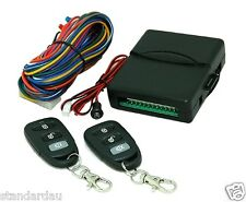 Mongoose MCL3000 Remote Central Locking. Keyless Entry Module 2 x Remotes