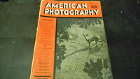 American Photography October 1937 Vol. XXXI, No.10 406E