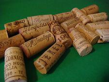 18 Craft WINE Hobby Corks: Lindemans,Cornacchia,Penfolds,Jekel,Ca-Vit,Vega Sauco