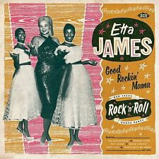 ETTA JAMES Good Rockin Mama (2013) UK 180g fuschia vinyl LP album SEALED/NEW
