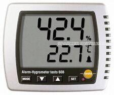 Testo 608-H1 Digital Thermohygrometer Humidity/Dewpoint/Temperature Meter Tester