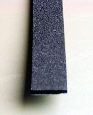 """600 Ft. 1/4"""" x 1/2"""" Neoprene Foam Rubber with Adhesive Back NFR.250-.5-AB"""