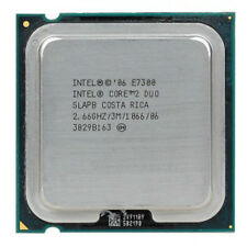 Intel CPU Core 2 Duo E7300 2.66GHz/3M/FSB1066 LGA 775