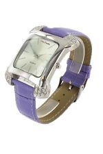 orologio uomo Jay Baxter donna bracciale pelle strasse  M0499
