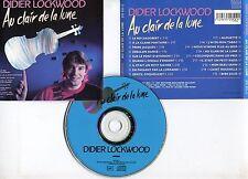 """Didier LOCKWOOD """"Au clair de la lune"""" (CD) 1989"""