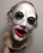 The Jokester mask Horror Scary Halloween Mask Clown Vampire Jason Freddy