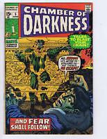 Chamber of Darkness #5 Marvel 1970
