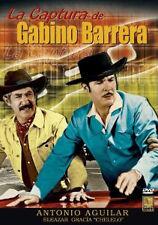 LA CAPTURA DE GABINO BARRERA (1970) ANTONIO AGUILAR NEW