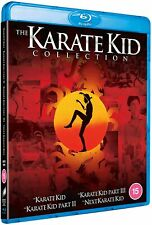 The Karate Kid Collection 1-4 Four Movie Set Blu-Ray Brand New Free Ship