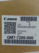 QM7-7200-000 Canon iPF imagePROGRAF 8400S Main Controller Board **REDUCED**