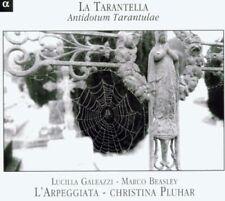 LA TARANTELLA L ARPEGGIATA [CD]