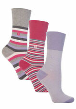 Lycra Striped Hosiery & Socks for Women , with Multipack