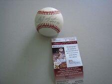 Carl Yastrzemski Signed OAL Baseball - JSA
