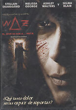 DVD - Waz NEW El Amor No Duele Mata Tom Shankland FAST SHIPPING !