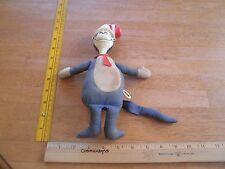 """Mattel 1970 Cat in the Hat doll full string talking still talks 10"""""""