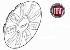Genuine Fiat 500 Wheel Trim - ONE only - 52030078