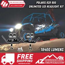 BAJA DESIGNS|Polaris RZR 900 Unlimited LED Headlight Kit| FREE SHIPPING