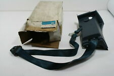 NOS GM OEM SEAT BELT RETRACTOR SIDE, DRIVER SIDE LH FRONT BLUE 15617778