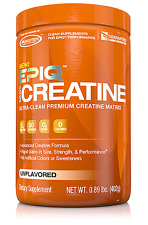 ULTRA-CLEAN PREMIUM CREATINE MATRIX EPIQ™ 100% CREATINE 400gms Platinum Creatine