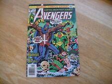 Avengers # 152 (6.5 Fn+) Marvel-10/76-Nice! 1St Black Talon! Wonder-Man- Zombies