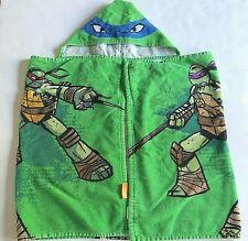 Teenage Mutant Ninja Turtles Hooded Towel TMNT Nickelodeon