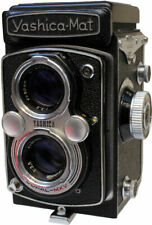 Yashica-Mat TLR Camera Copal-MXV Yashinon 80mm f3.5