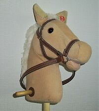 Hobby Horse with sounds - Corduroy
