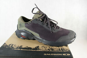 Salomon X Reval GTX Trainers Low Shoes Sneakers Trainers Black New