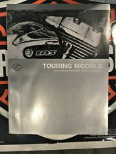 New Listing2015 Harley Davidson Touring Models Service Shop Repair Workshop Manual Like New