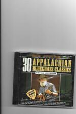 """30 APPALACHIAN BLUEGRASS CLASSICS, CD """"VINTAGE COLLECTION"""" NEW SEALED"""