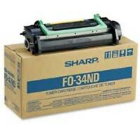 Genuine Sharp FO-34ND Developer FO34ND (1) Factory Sealed  in Sharp FO-3400 Fax