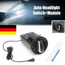 Auto Scheinwerferschalter Modul Lichtsensor Modul Für VW Passat Polo Golf 4
