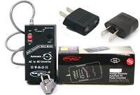 200 Watt 110V 220V Up Down Voltage Power Converter + USA Canada Adapter