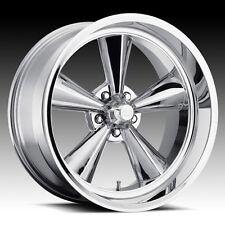 One 17x8 Us Mag Standard U104 5x4.5 et1 Chrome Wheel