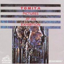 Isao Tomita-immagini di un'esposizione CD 14 tracks Classic-POP CROSSOVER NUOVO